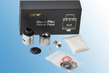 Aspire Quad Flex Power Kit Verdampfer