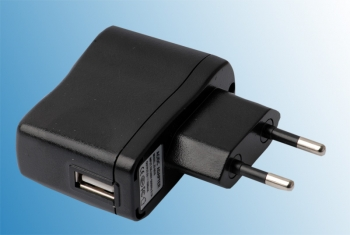 AC USB Adapter 5V; 1000 mAh