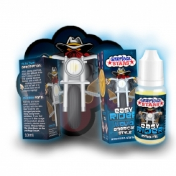 American Stars Easy Rider Liquid 10ml
