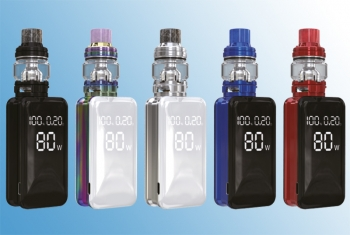 eLeaf iStick Nowos 80 Watt TC Set + Ello Duro Verdampfer
