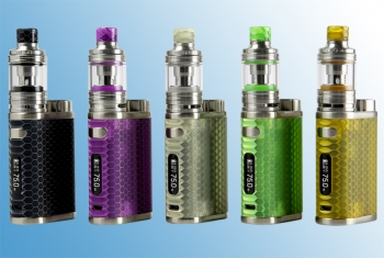 eleaf iStick Pico Resin + Melo 4 Verdampfer