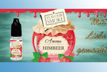 Himbeer Flavour Smoke Aroma 10 ml Himbeer Marmelade