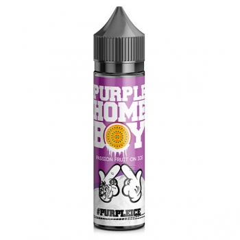 Purpleice Purple Homeboy GangGang Aroma 20ml / 60ml (Maracuja, Passionsfrucht, Acai Beeren + Cooling)