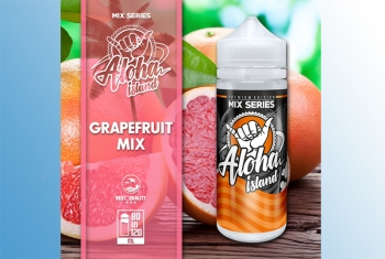 Grapefruit Mix Aloha Island 120ml Liquid