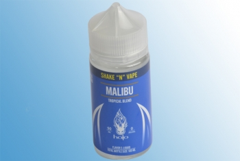 Malibu Menthol - HALO Liquid 60ml in 100ml Flasche