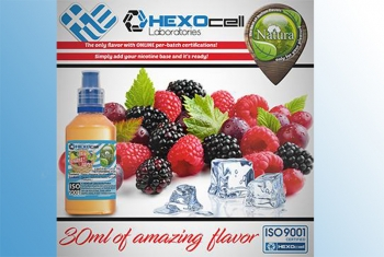 Frozen Fruits – Hexocell Liquid 30ml