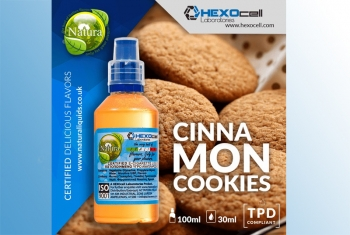 Cinnamon Cookies! – Hexocell Liquid 30ml