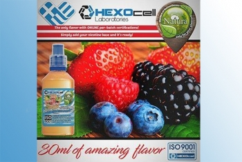 Forest Fruit Mix – Hexocell Liquid 30ml