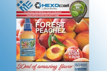 Forest Peachez ! – Hexocell Liquid 30ml
