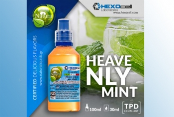 Heavenly Mint – Hexocell Liquid 30ml