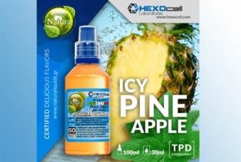 Icy Pineapple – Hexocell Liquid 30ml