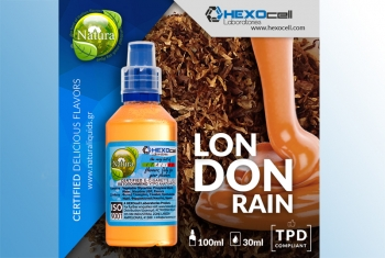 London Rain – Hexocell Liquid 30ml