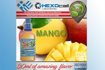 Mango Juice – Hexocell Liquid 30ml