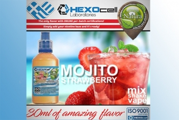 Mojito Strawberry – Hexocell Liquid 30ml