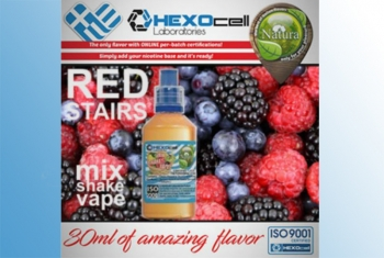 Red Stairs! – Hexocell Liquid 30ml