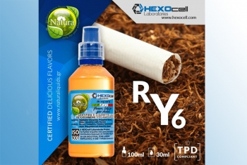 RY6 Tobacco – Hexocell Liquid 30ml