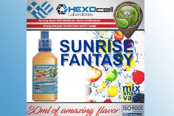 Sunrise Fantasy – Hexocell Liquid 30ml