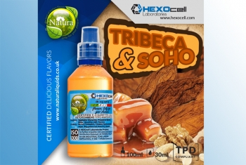 Tribeca & Soho – Hexocell Liquid 30ml