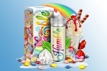 Vape the Rainbow Ice Humble Juice 120ml Liquid