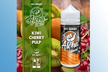 Kiwi Cherry Pulp Aloha Island 120ml Liquid