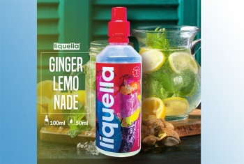Ginger Lemonade! - Liquella 50ml Liquid