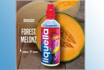 Forest Melonz - Liquella 50ml Liquid