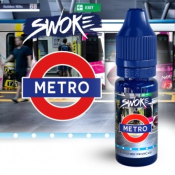 Metro Swoke 10ml Liquid