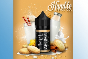 Midnight Snack Humble Juice 30ml Aroma (Kekse + Milch)