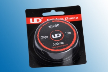 NI200 Nickeldraht 0,30mm 28GA 30FT (9,1 Meter)