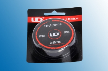 NiCr Draht 0,40mm 26GA 30FT (9,1 Meter)
