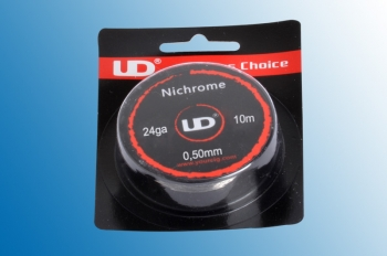 NiCr Draht 0,50mm 24GA 30FT (9,1 Meter)