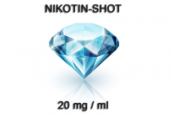 5 x 10ml Nikotin Shot (20mg/ml)