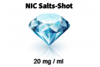 5 x 10ml Nik-Salt Shot (20mg/ml) Nikotionsalz