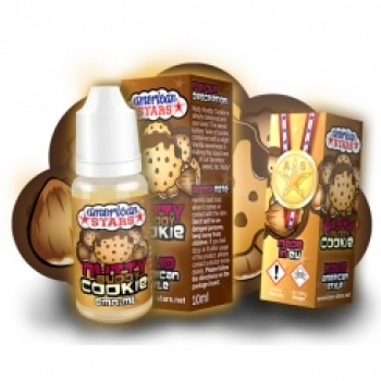 American Stars Nutty-Buddy-Cookie Liquid 10ml
