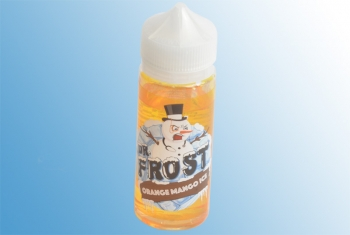 ORANGE MANGO ICE Liquid 120ml - Dr. Frost