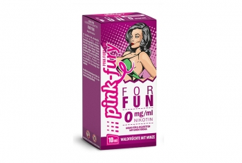 Pink Fury ForFun Liquid 10ml