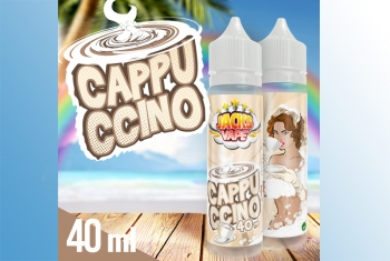 Cappuccino Jacks Vape Liquid 60ml