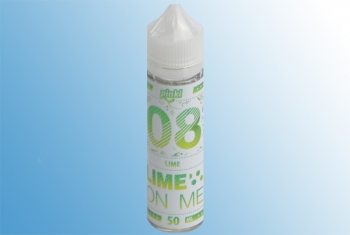 Lime on Me 08 Pinki Premix Liquid 60ml