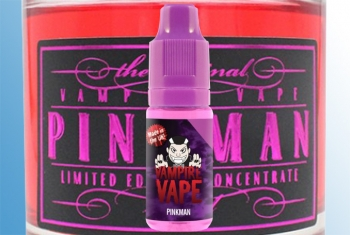 Pinkman Vampire Vape Liquid 10ml