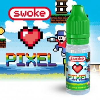 Pixel Swoke 10ml Liquid