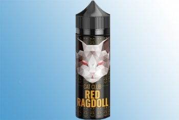 Red Ragdoll Cat Club 10ml Aroma