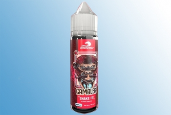 Gambler - Red Wolf Liquid 60ml