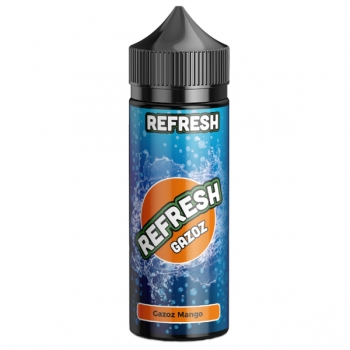 Mango 10ml Refresh Gazoz Aroma + 120ml Chubby Liquidflasche