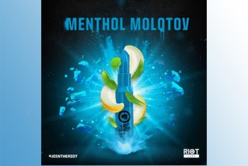 Menthol Molotov - Riot Sqaud Liquid 60ml