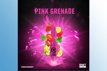 Pink Grenade - Riot Sqaud Liquid 60ml