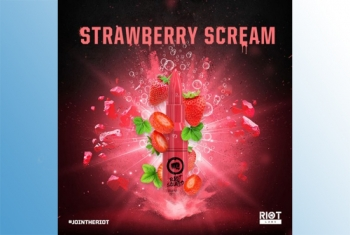 Strawberry Scream - Riot Sqaud Liquid 60ml