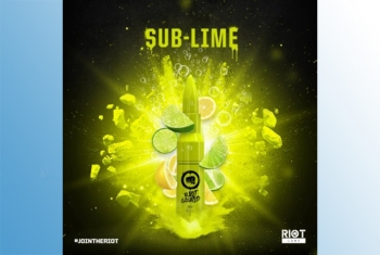 Sub Lime - Riot Sqaud Liquid 60ml