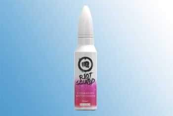 Strawberry Watercannon Aromashot Riot Squad 15 / 60ml