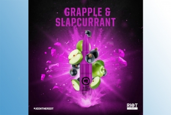 Grapple & Slapcurrant - Riot Sqaud Liquid 60ml