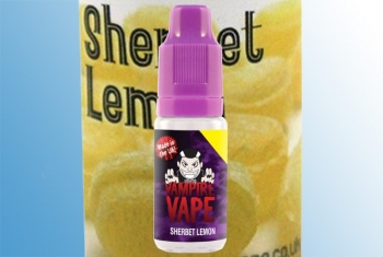 Sherbet Lemon Vampire Vape Liquid 10ml